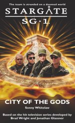 Cover: STARGATE SG-1: City of the Gods