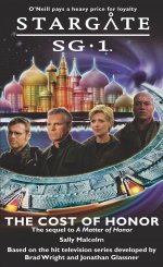 Cover: STARGATE SG-1: The Cost of Honor