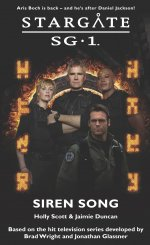 Cover: STARGATE SG-1: Siren Song