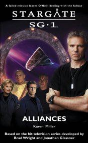 Cover: STARGATE SG-1: Alliances