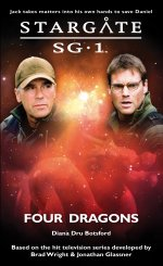Cover: STARGATE SG-1: Four Dragons
