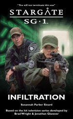 Cover: STARGATE SG-1: Infiltration