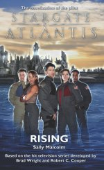 Cover: STARGATE ATLANTIS: Rising