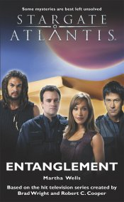 Cover: STARGATE ATLANTIS: Entanglement