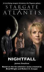 Cover: STARGATE ATLANTIS: Nightfall