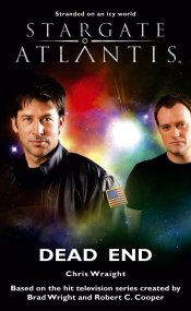 Cover: STARGATE ATLANTIS: Dead End