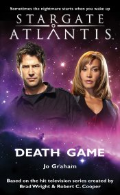 Cover: STARGATE ATLANTIS: Death Game
