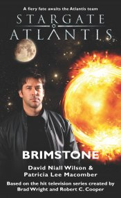 Cover: STARGATE ATLANTIS: Brimstone