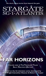 Cover: STARGATE SG-1 & ATLANTIS: Far Horizons