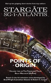 Cover: STARGATE SG-1 & ATLANTIS: Points of Origin