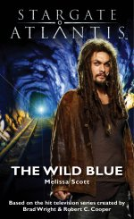 Cover: STARGATE ATLANTIS: Wild Blue