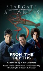 Cover: STARGATE ATLANTIS: From the Depths